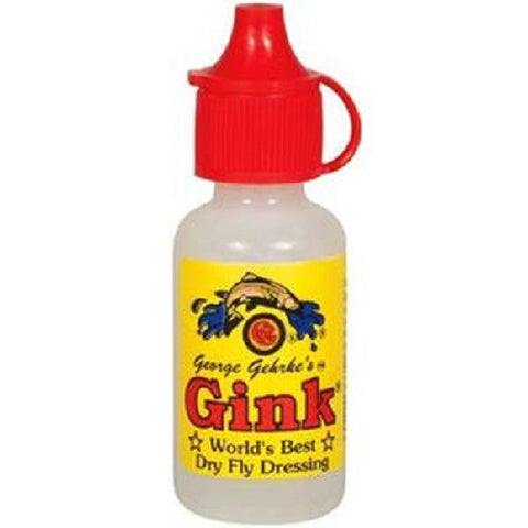 George Gehrke's Gink Floatant Dry Fly Fishing Dressing