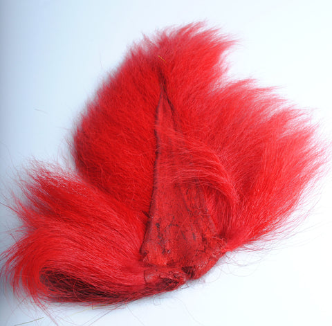 Superfly Bucktail - Red