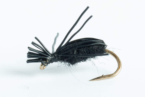 Beetle Black Dry Fly