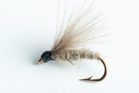 CDC caddis dry fly