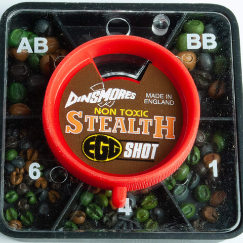 DINSMORE Non-Toxix Stealth Egg Shot Multi-Pack - #BB-6