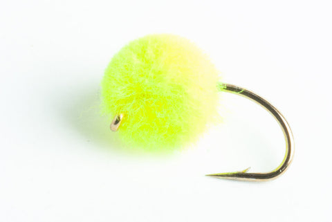 egg fly pattern streamer fly yellow