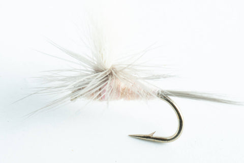 light hendrickson parachute dry fly