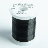 Perfect Hatch Spooled Wire black