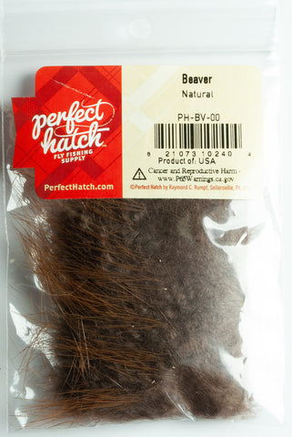 Perfect Hatch Beaver Fur