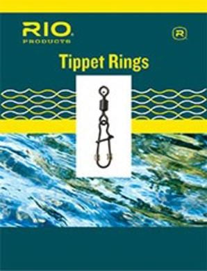 Rio Tippet Rings - Trout 25 LB/2MM