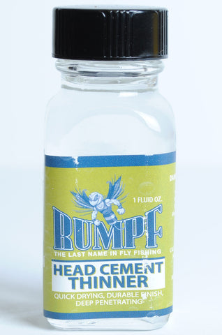 Rumpf Head Cement Thinner