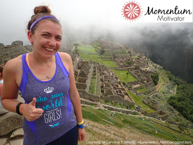 Momentum Motivator Caroline Tackles the Incan Trail