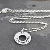 Momentum Jewelry Inspire Necklace 3/4-inch
