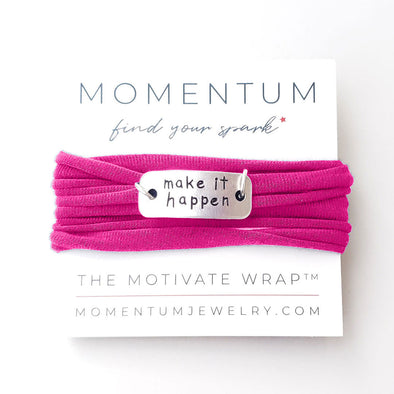 Motivate Wrap: Make It Happen