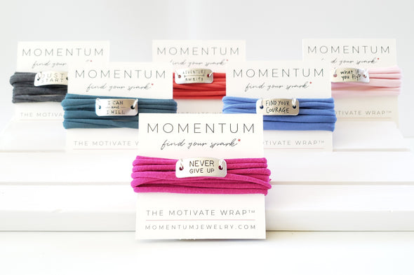 Rectangle Motivate Wrap