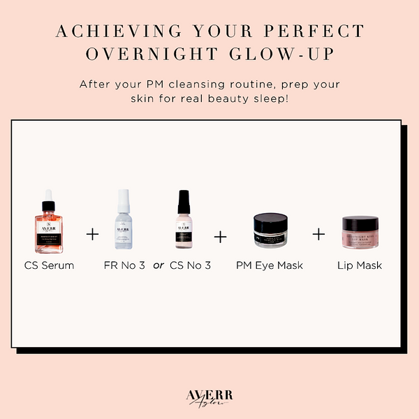 How to Achieve Your Perfect Overnight Glow-Up with Averr Aglow