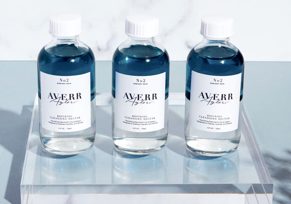 Averr Aglow Refining Cleansing Nectar