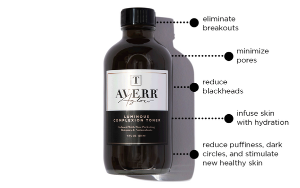 Averr Aglow Luminous Complexion Toner