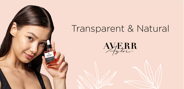 Averr Aglow - Transparent and Natural