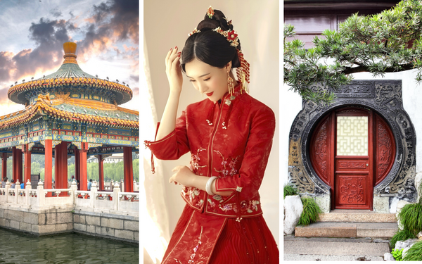 China is a country steeped in history and culture