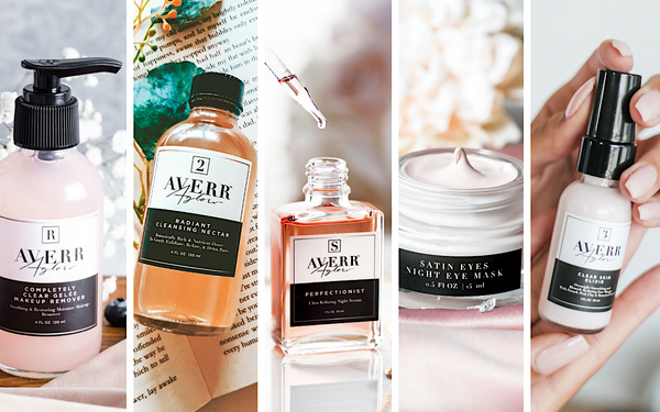 Averr Aglow nighttime products