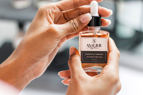 Averr Aglow Perfectionist Overnight Serum