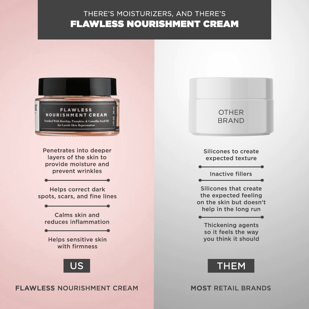No.4 Flawless Nourishment Cream