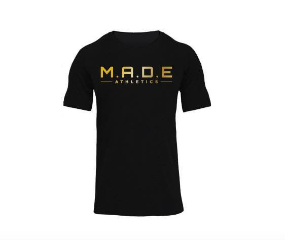 Made Athletics Black and Gold