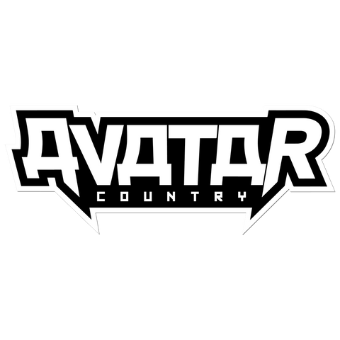 Avatar Country Sticker