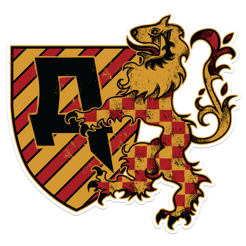 Avatar Country Coat of Arms Sticker