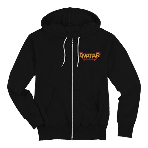 Avatar Country Coat of Arms Hoodie