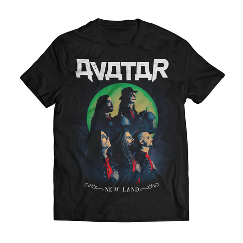 New Land Tour Tee