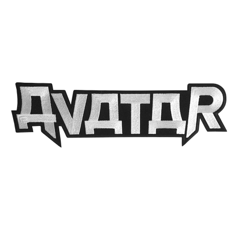 Avatar Logo Back Patch