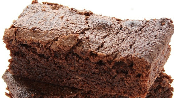 Blackbean Ginger Moringa Brownies by Cindy Spratt
