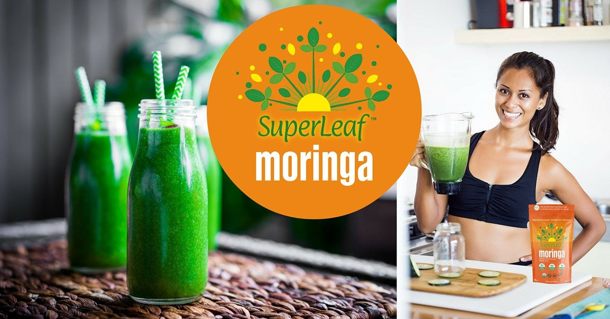 Introducing SuperLeaf™ Moringa