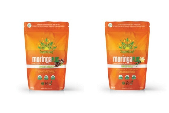 SuperLeaf MoringaPlus is NEW and it's Changing Everything