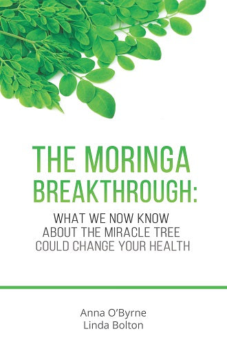 The Moringa Breakthrough Kindle Book