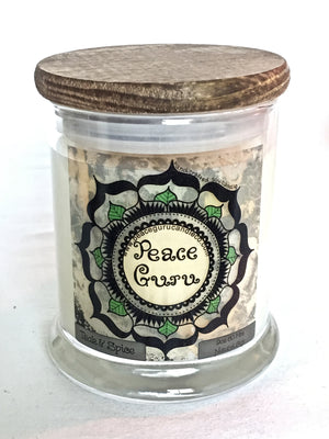 Teak & Spice - 9oz. Soy Candle