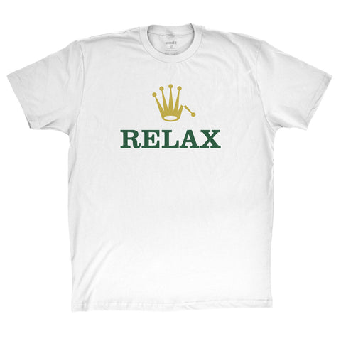 Relax - (White)