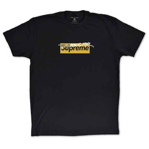 Too Broke for Supreme - Gold & Silver