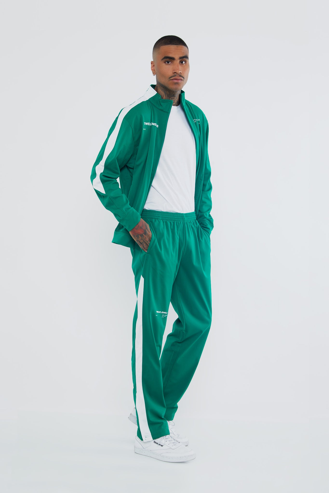 """RUNNER"" Trackpants"