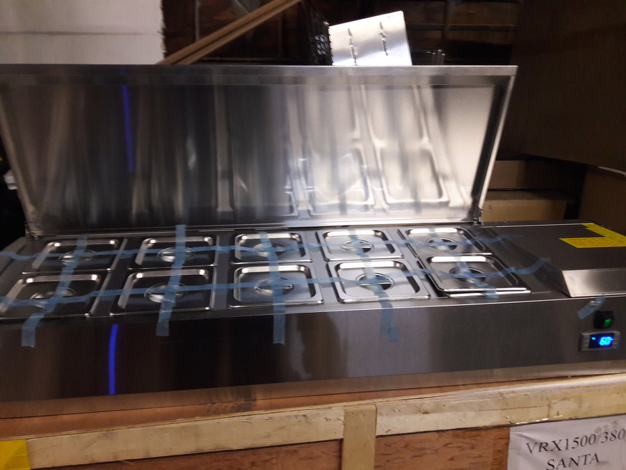 GC 55-15 Refrigerated Countertop