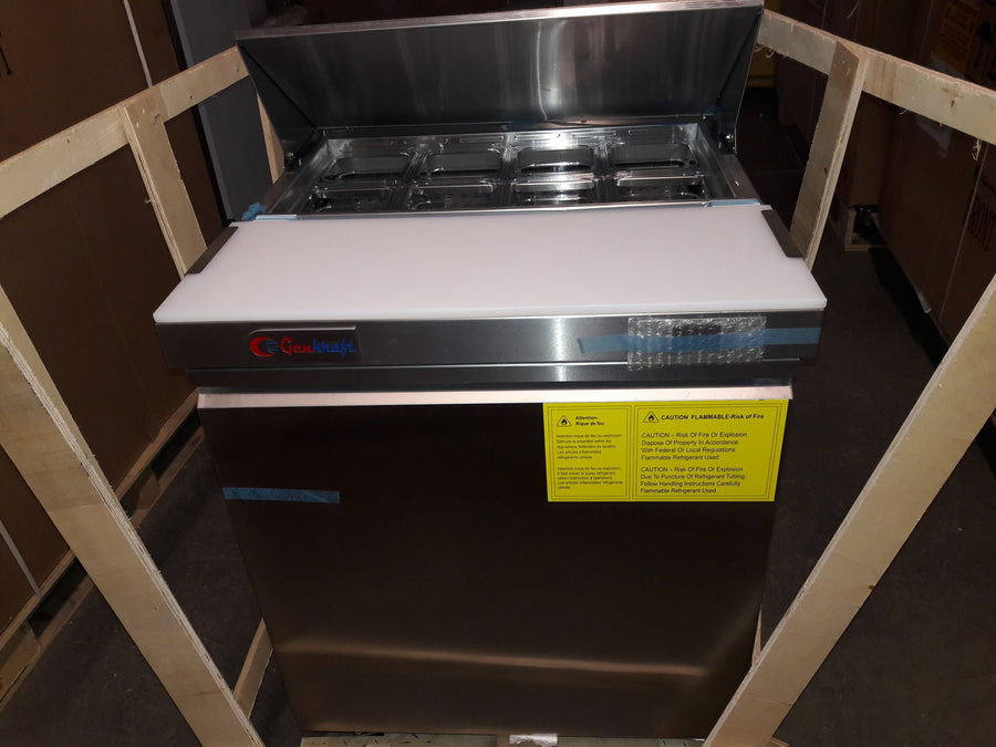GP-29 Single Door Sandwich Prep Table