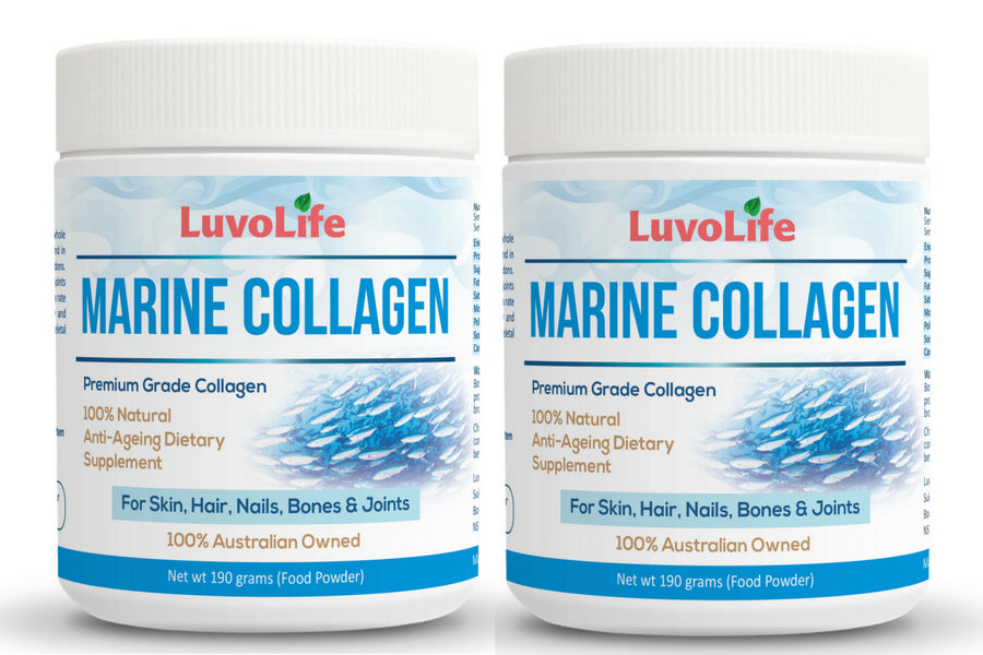 Marine Collagen - 2 months supply - LuvoLife