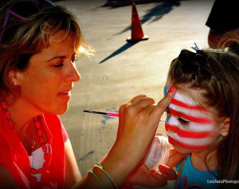 Face Painters and Balloon Twisters | Just For Fun Art