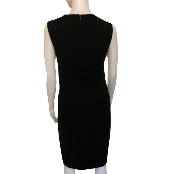 Vintage 1990s Akris Little Black Dress