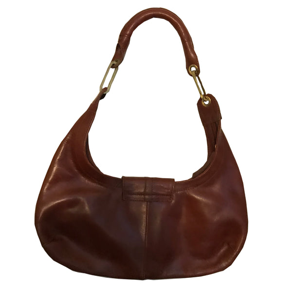 1970s LEATHER BAG