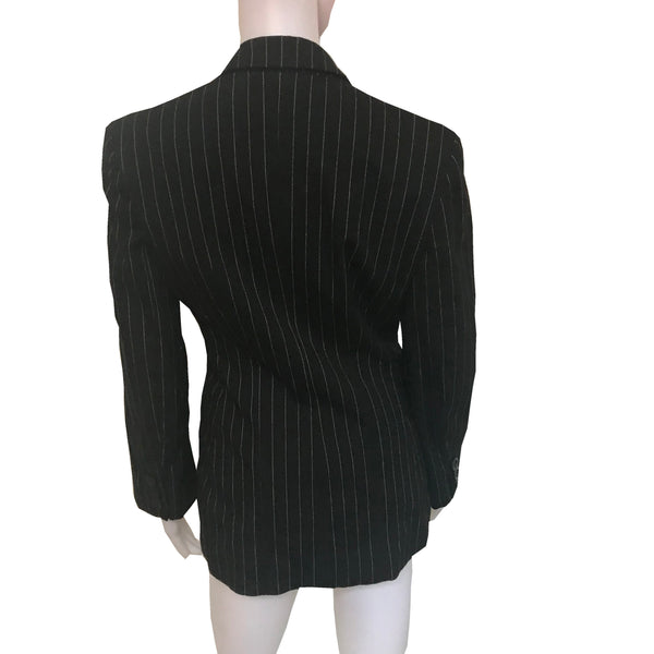 Moschino Pinstriped Jacket