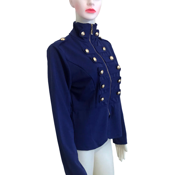 Vintage 1960s Sgt Pepper Style Military Jacket