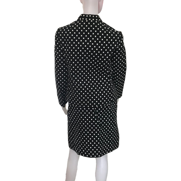 Vintage 1960s Rare Donald Brooks Skirt Suit