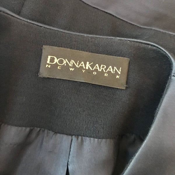 Vintage 1980s Donna Karan Black Label Jacket