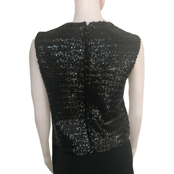 Vintage 1960s Stephen O'Grady Sequined Top