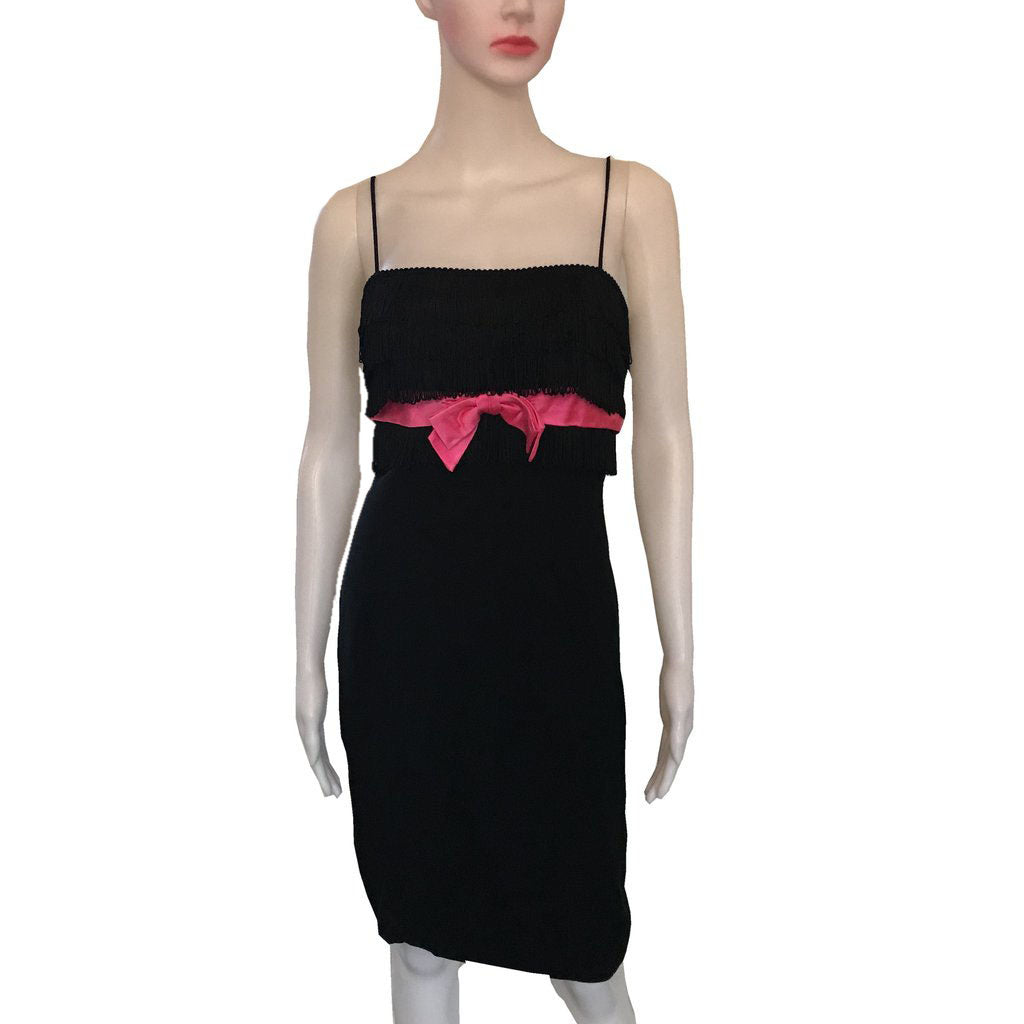 Vintage 1950s Saks Fifth Avenue Cocktail Dress
