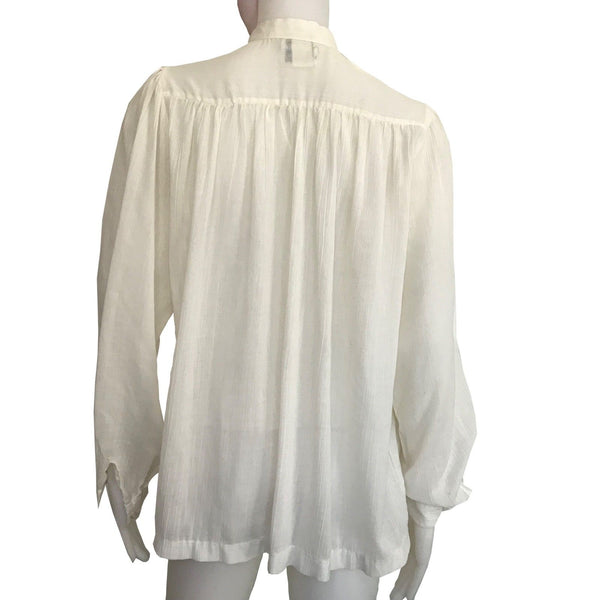 Vintage 1960s George Yazbek for Gordon Peters Blouse